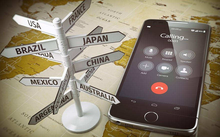 Countries with the most Expensive Cost of Incoming Phone Call